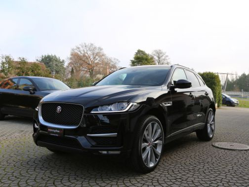 -25% on Jaguar F-Pace!