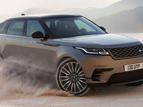 Range Rover Velar - Orders are now open!